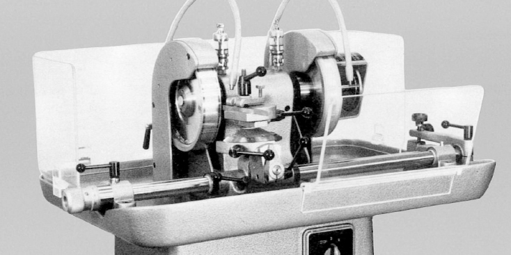 Carbide fine grinding machines