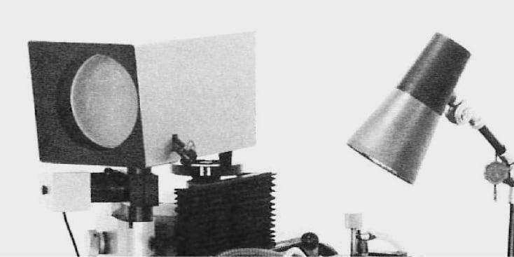 Optical precision grinding machine